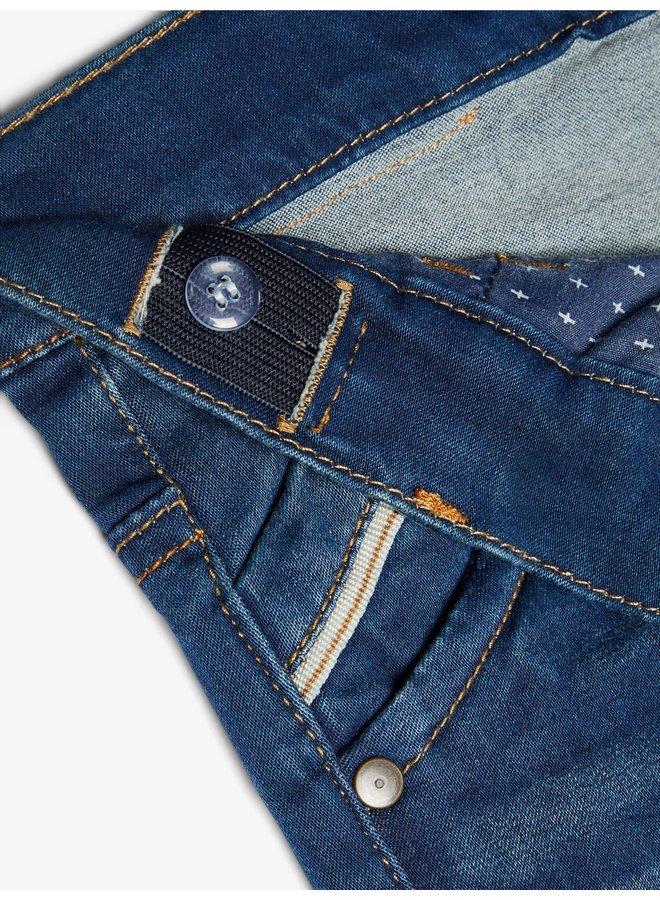 NKMTHEO DNMCLAS 2082 PANT NOOS - Medium Blue Denim