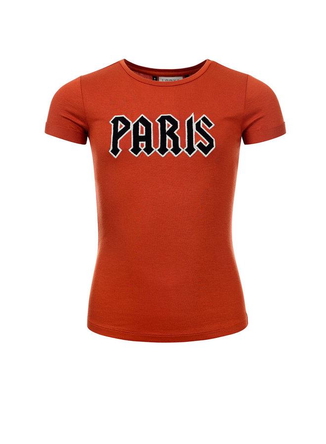 10Sixteen T-shirt - TERRA