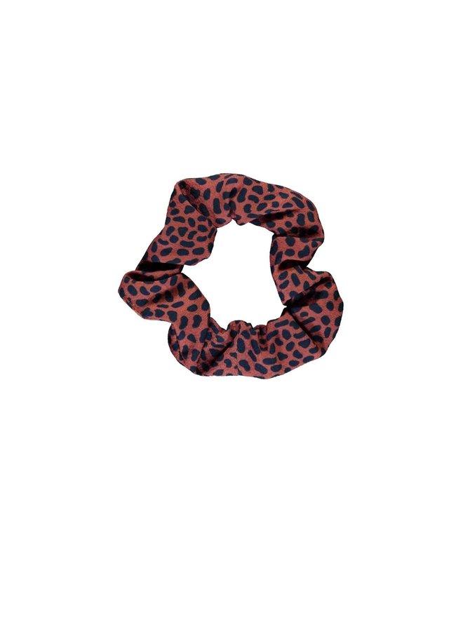 Girls aop woven scrunchie - Mix Dots