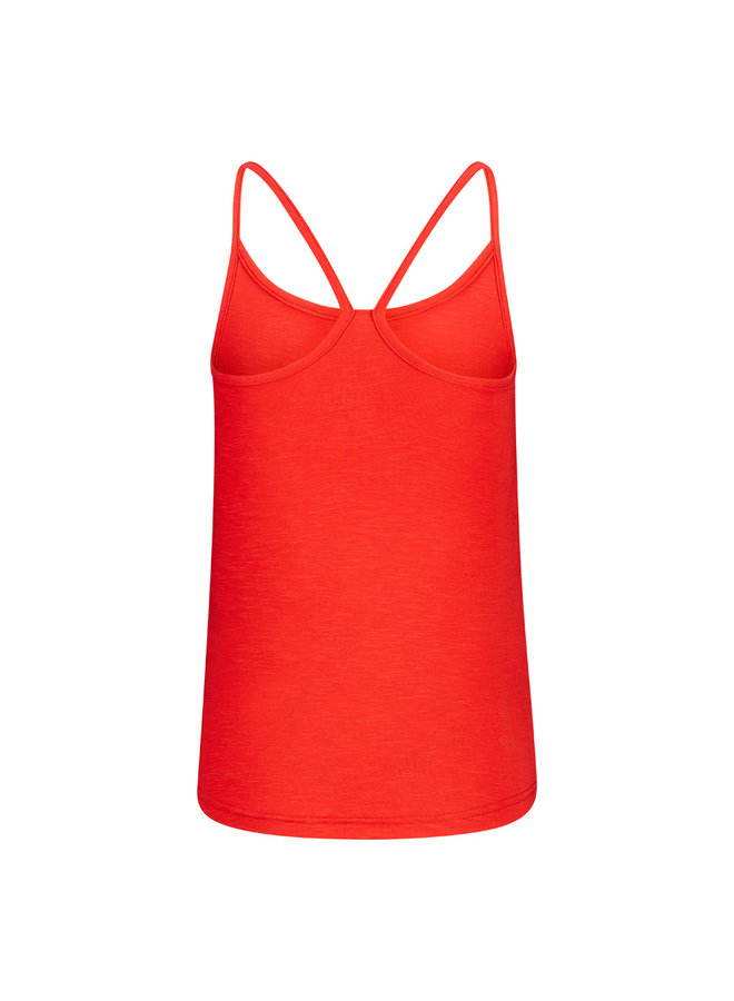Belinda - fire red