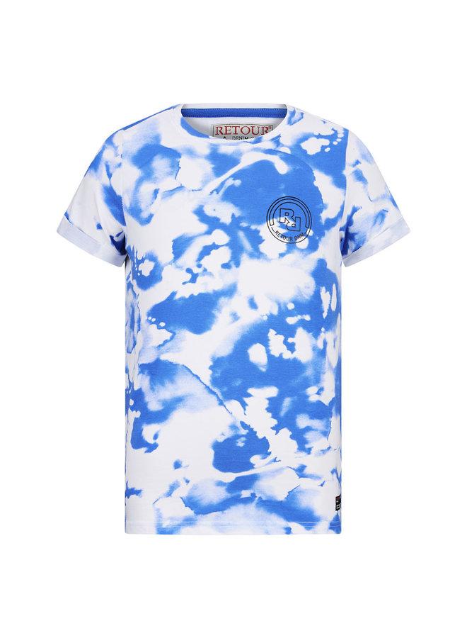 Levi - mid blue