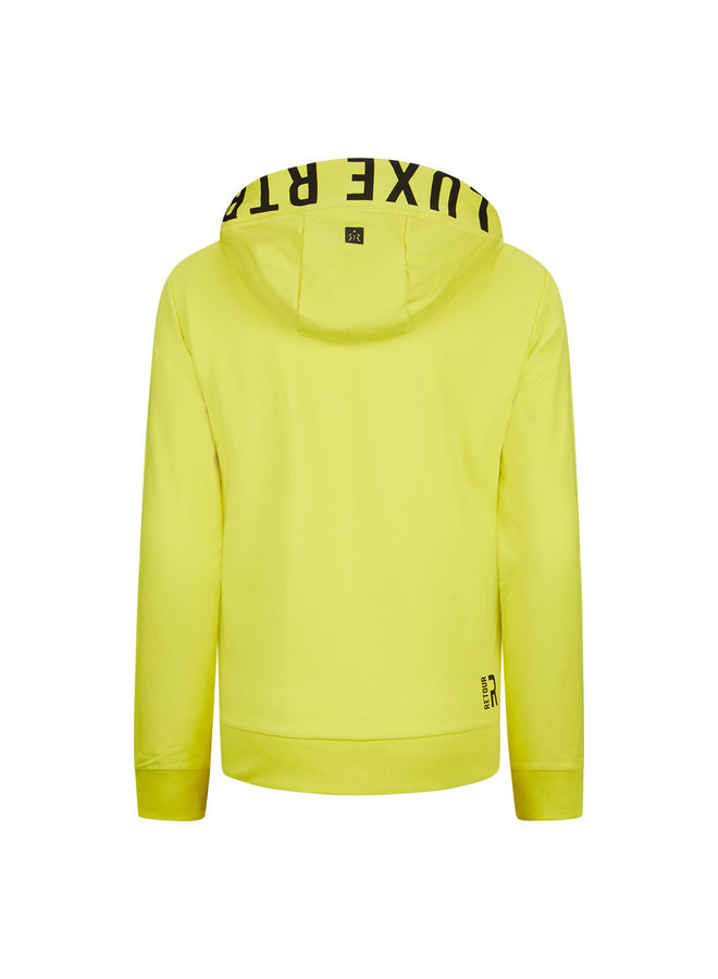 Pepijn - fresh yellow
