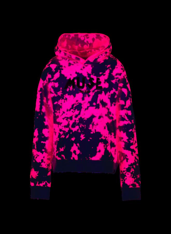 Kids TORI Hood SW Light Pink