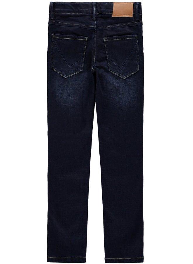 NKMTHEO DNMTBLUES 3385 PANT NOOS - Dark Blue Denim