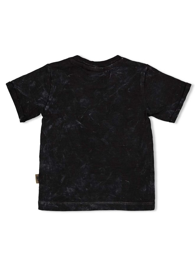 T-shirt Moments - Looking Sharp - Antraciet