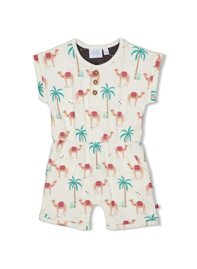 Playsuit - Little Thing Called Love - Offwhite