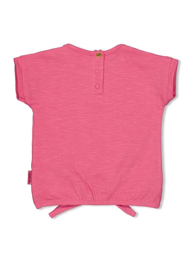 T-shirt It's Nice - Little Thing Called Love - Roze