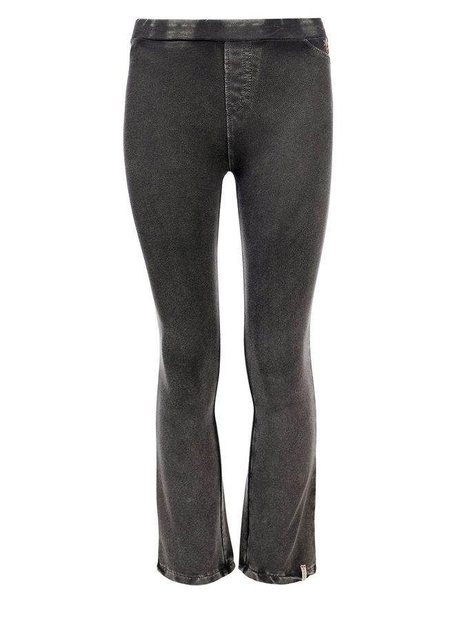Little flair pants - STONE