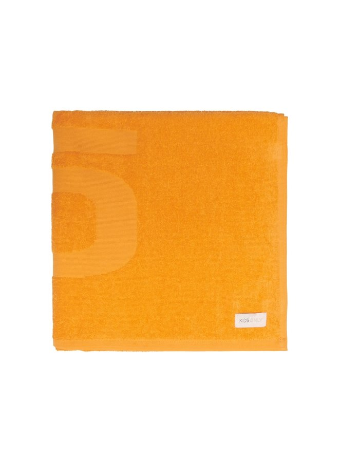 KONNAYA ONLY TOWEL - Flame Orange