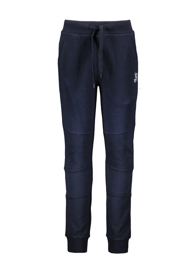 T&V jog pants kneepatch - navy