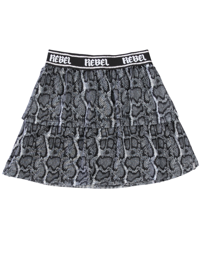 Kids SASIA Skirt Black