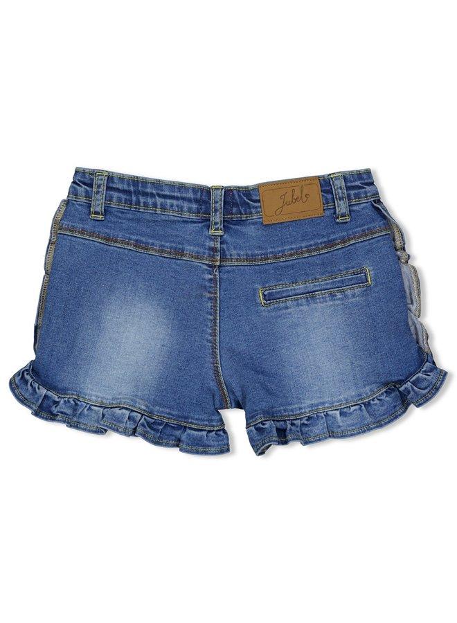 Short - Summer Denims - Blue denim