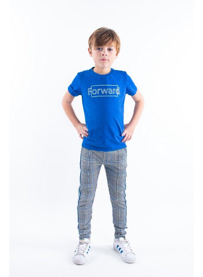 Boys aop check pants - Forward check ao