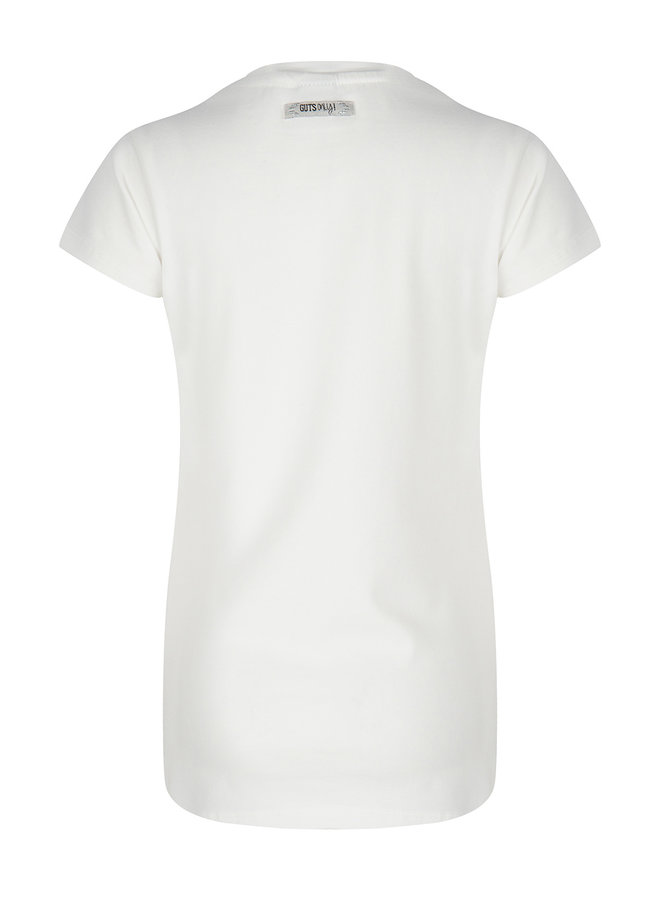 T-SHIRT SS STAY - Off White