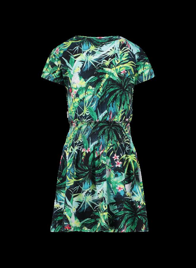 Pelieke - Multicolor Green