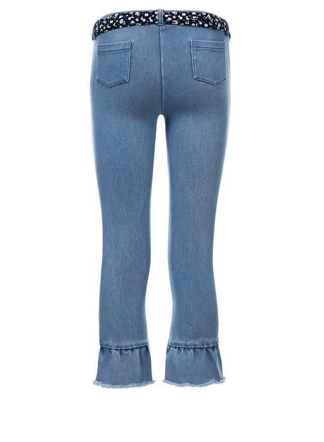 Little jeans legging - Denim look