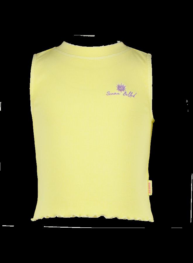 Senna Bellod - GIGI - Pale Yellow