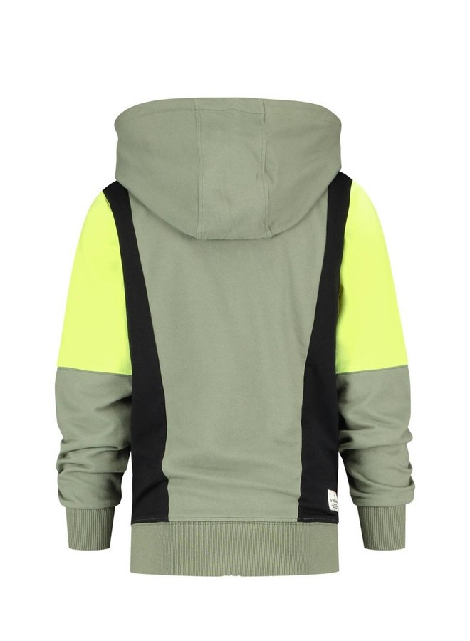 Oxup - Light Army Green