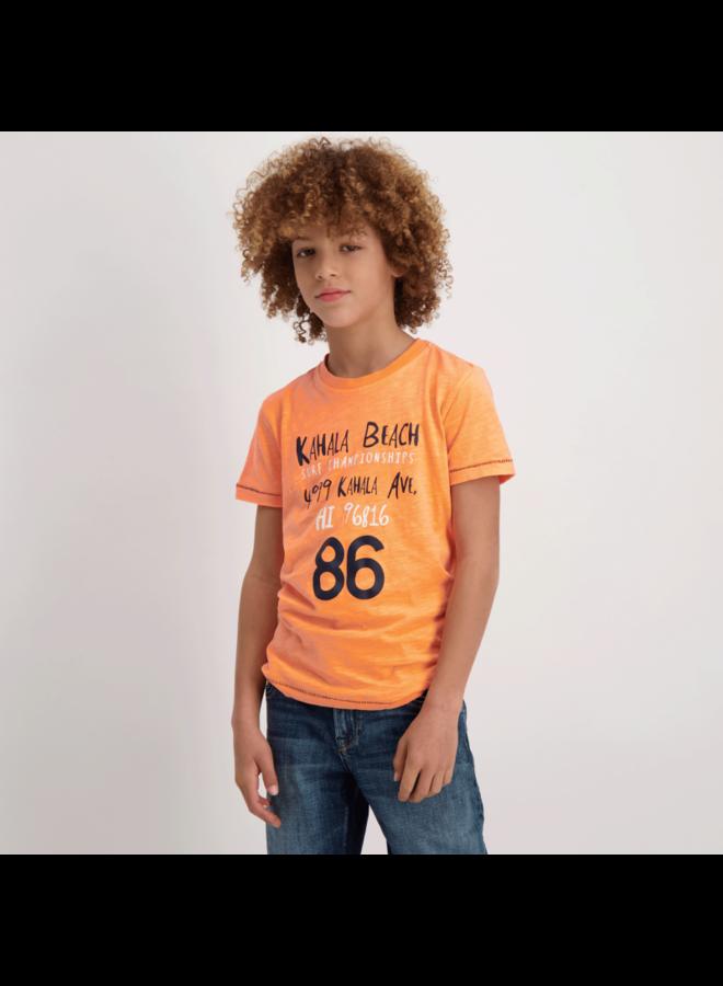 Kids ZUNTER TS Neon Orange