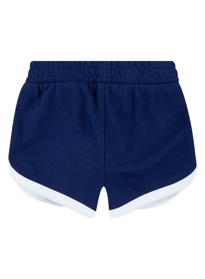 NON DENIM SHORTS - MEDIEVAL BLUE