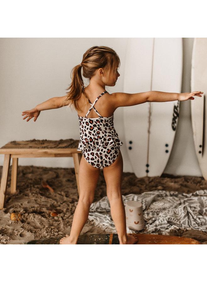 Leopard   Swimsuit - Terra
