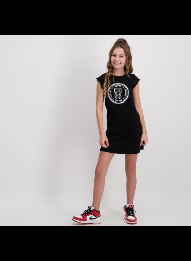 Kids ARLIE Dress - Black