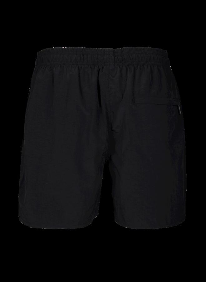 Boys swimshort solid -black
