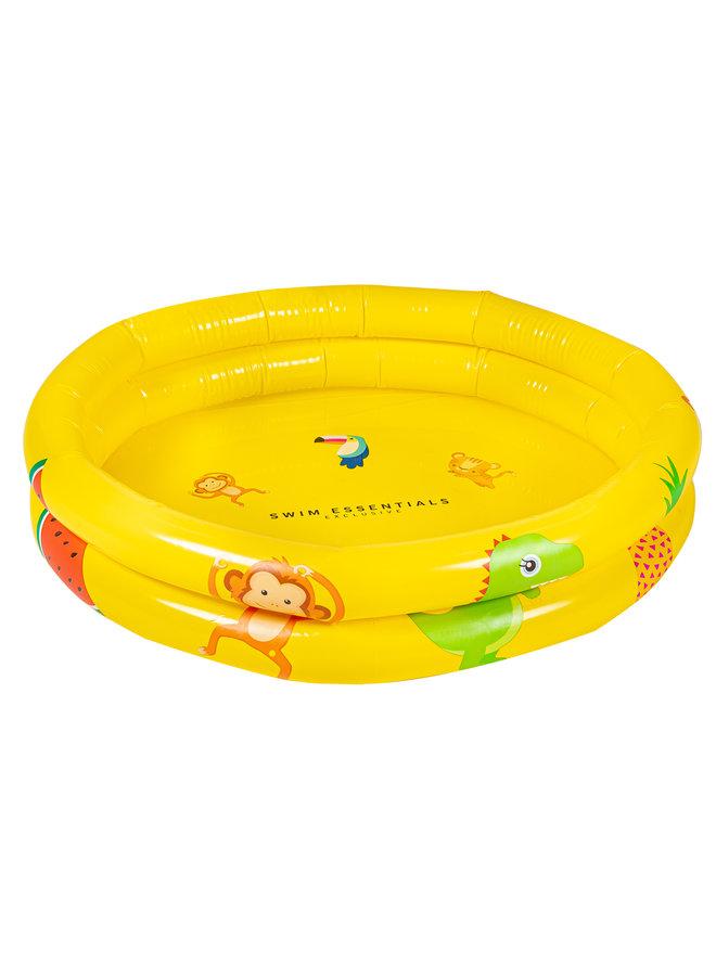 Baby zwembad 60 cm - Geel