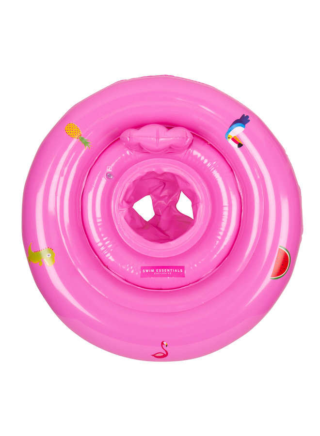 Baby float - Roze