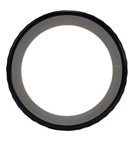 Tunturi Yoga Wheel, EVA, Full black