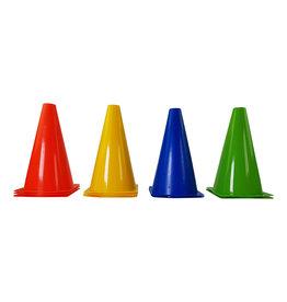Tunturi Tunturi Training Cone Set, 10pcs, 23cm, Multicolor