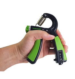 Tunturi Adjustable Hand Grip With Counter