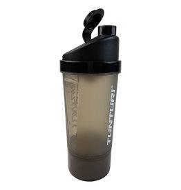 Tunturi Protein Shaker 600ml with storage