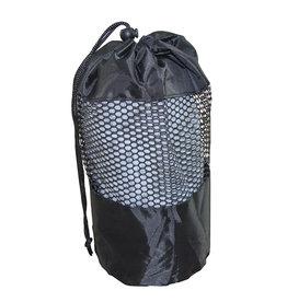 Tunturi Yoga Towel 180-63 Grey With Carry Bag