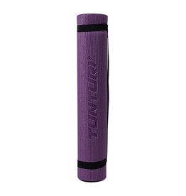 Tunturi PVC Yogamat 4mm Purple