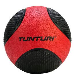 Tunturi Medicine Ball 3kg, Red/Black