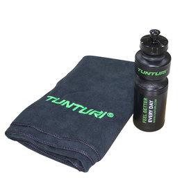 Tunturi Towel & Bottle set