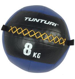 Tunturi Wall Ball 8kg Blue