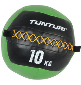 Tunturi Wall Ball 10kg Green