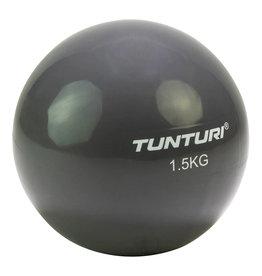 Tunturi Yoga Toningbal 1.5kg, Antraciet
