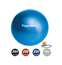 Tunturi Gymball Blue 55 - 90 cm
