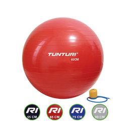 Tunturi Gymball Red 55 - 90 cm