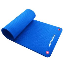 Tunturi Fitnessmat Pro Blue 140 of 180 cm