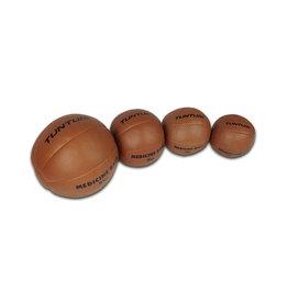 Tunturi Medicine Ball Leather, brown  1- 5 kg