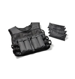Tunturi Adjustable Weighted Vest 10 of 15 kg