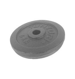 Tunturi Plate Black Single 5 - 20 kg