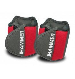Hammer Fitness Gewichtsmanchet 2 X 0.5KG