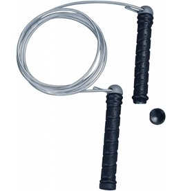 Hammer Boxing Verstelbare springtouw PRO, PVC/staal, tot 3,00 meter
