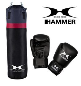 Hammer Boxing Boxing Set Cobra, Nylon, 100 cm