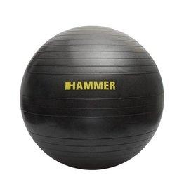 Hammer Fitness Fitnessbal - Ø 75 cm - Zwart